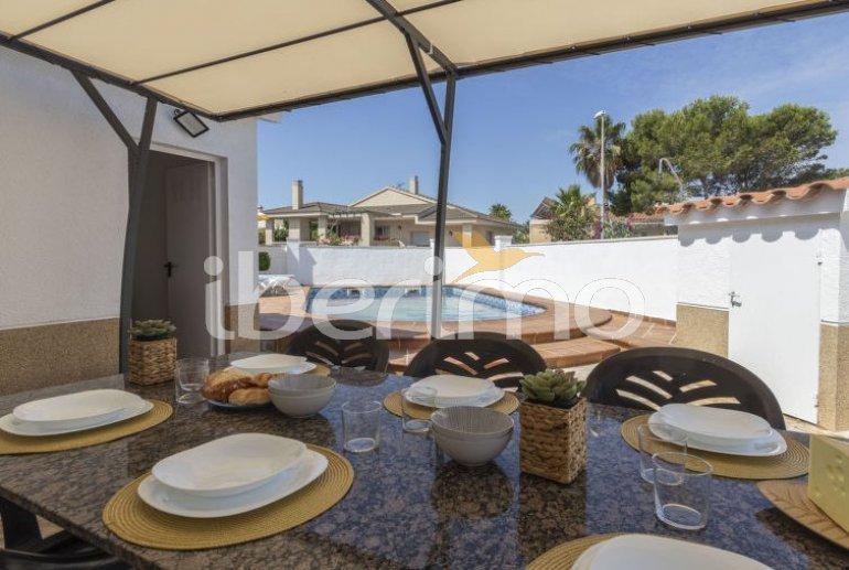 Villa   à Deltebre  -  Riumar pour 9 personnes avec piscine privée p4