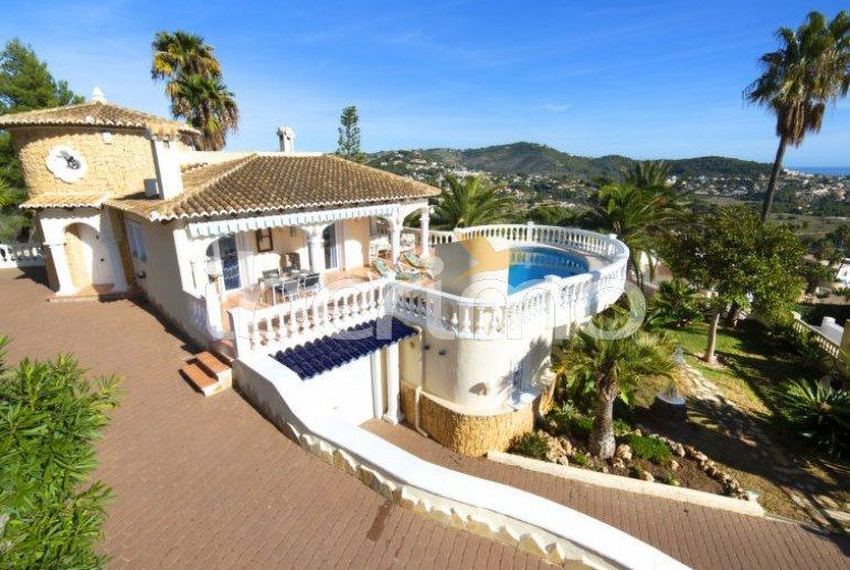 Villa   à Calpe pour 4 personnes avec piscine privée p0