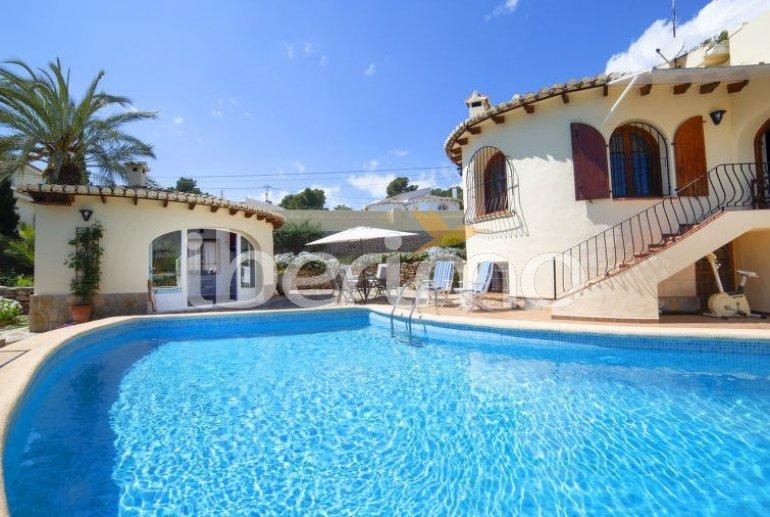 Villa   à Benissa pour 8 personnes avec piscine privée p0