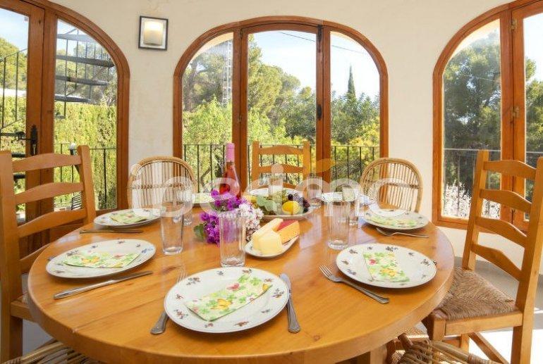 Villa   à Benissa pour 8 personnes avec piscine privée p9