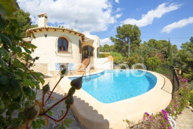 Villa   à Benissa pour 8 personnes avec piscine privée p5