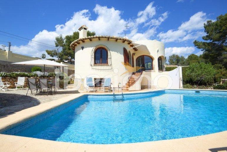 Villa   à Benissa pour 8 personnes avec piscine privée p6