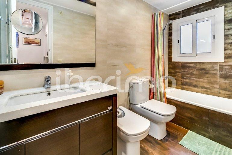 Appartement   à Blanes pour 6 personnes avec lave-vaisselle p12