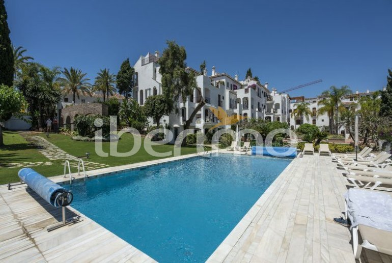 Appartement   à Marbella pour 4 personnes avec piscine commune p4