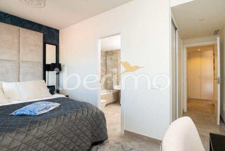 Appartement   à Estepona pour 4 personnes avec piscine commune p12