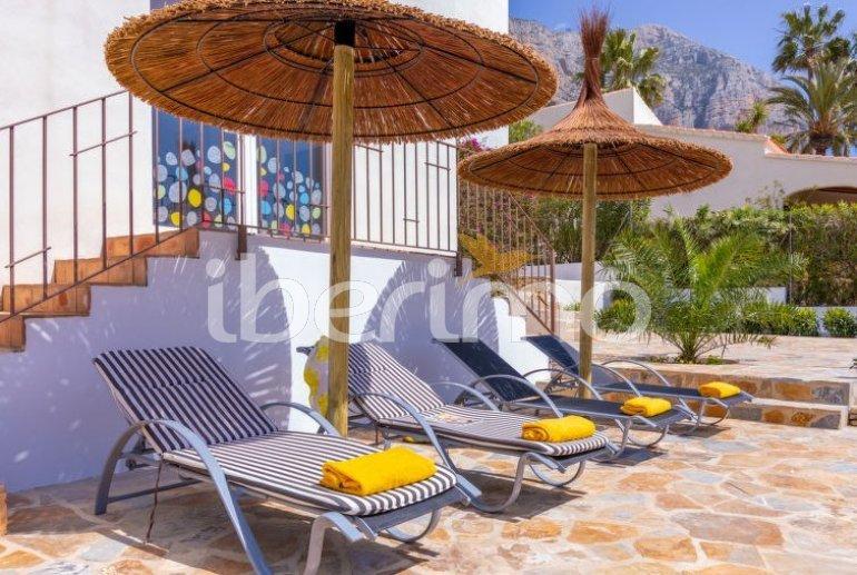 Villa   à Javea pour 4 personnes avec piscine privée p4