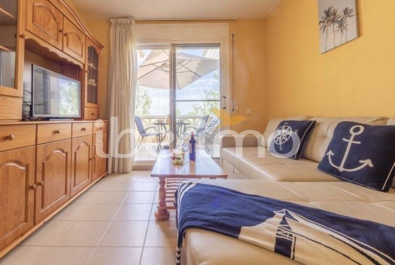 Appartement   à Deltebre  -  Riumar pour 6 personnes avec piscine commune p9