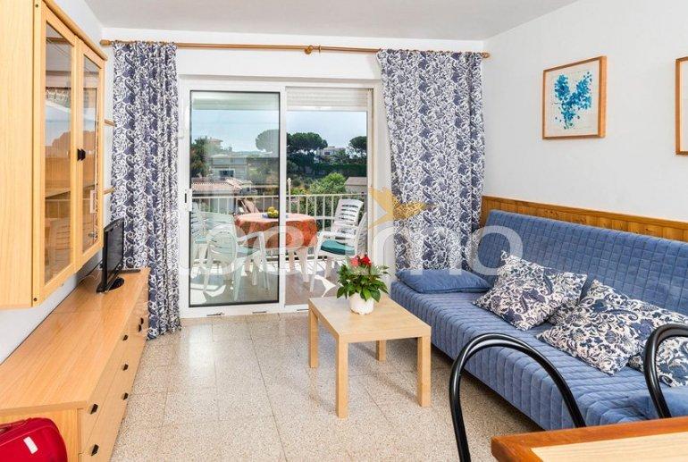 Appartement   à Lloret del Mar pour 4 personnes avec piscine commune et proche mer p7