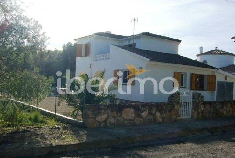 Villa   à Ametlla de Mar pour 9 personnes avec piscine protégée p11