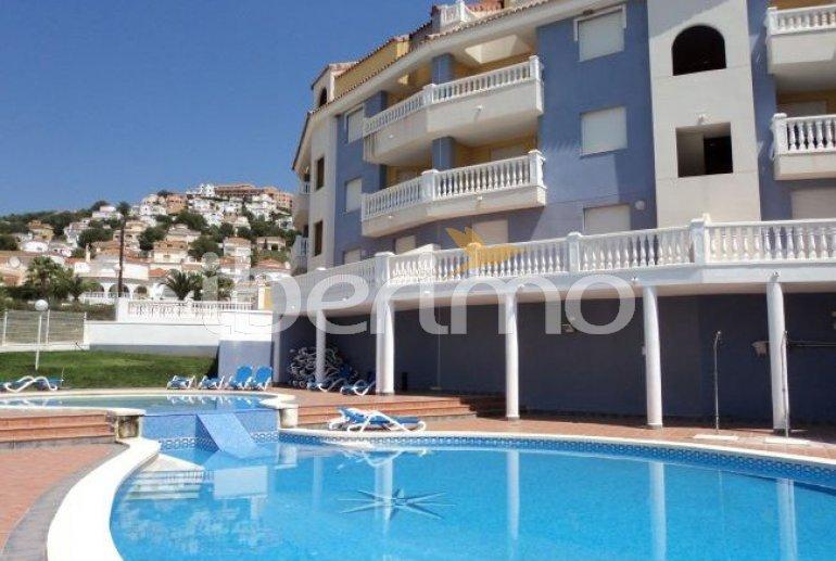Appartement   à Alcoceber pour 6 personnes avec piscine commune et climatisation p1
