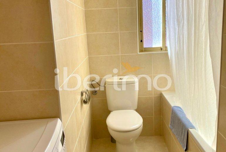 Appartement   à Benidorm pour 8 personnes avec piscine commune p18