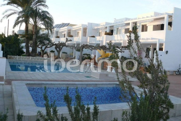 Appartement  climatisé à Benicarlo pour 4 personnes avec piscine commune p1