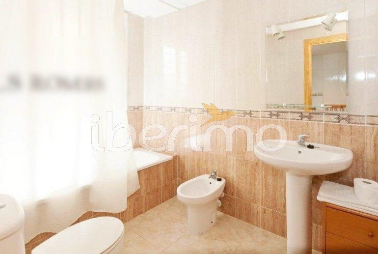 Appartement  climatisé à Benicarlo pour 4 personnes avec piscine commune p9
