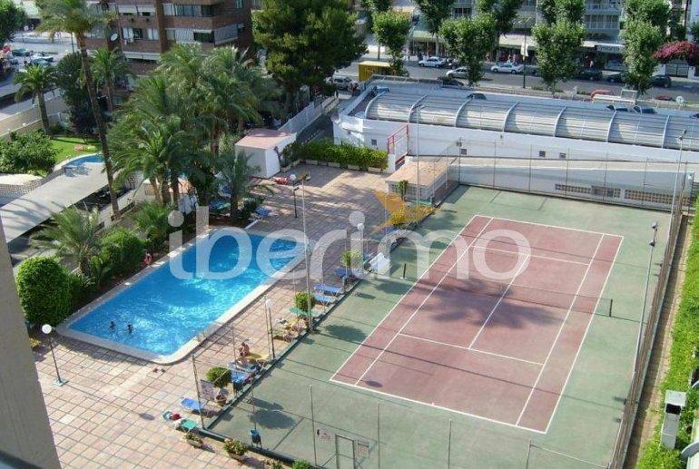 Appartement   à Benidorm pour 4 personnes avec piscine commune p19