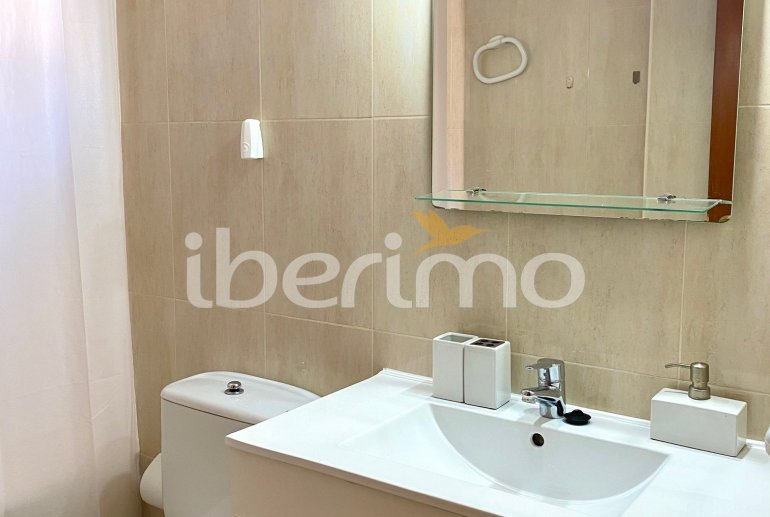 Appartement   à Benidorm pour 6 personnes avec piscine commune p17