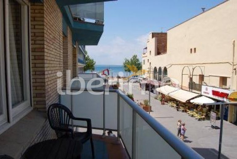 Appartement   à Rosas pour 6 personnes avec petite vue mer p0