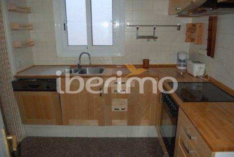 Appartement   à Rosas pour 6 personnes avec petite vue mer p6