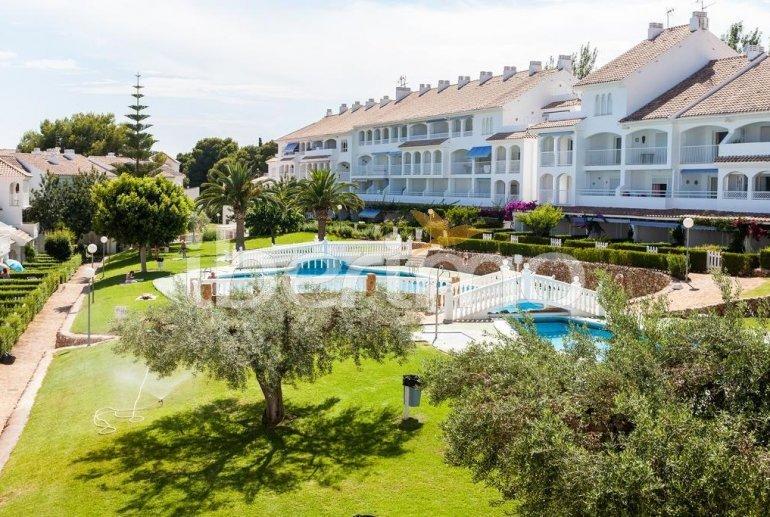 Appartement   à Alcoceber pour 4 personnes avec piscine commune et proche mer p4