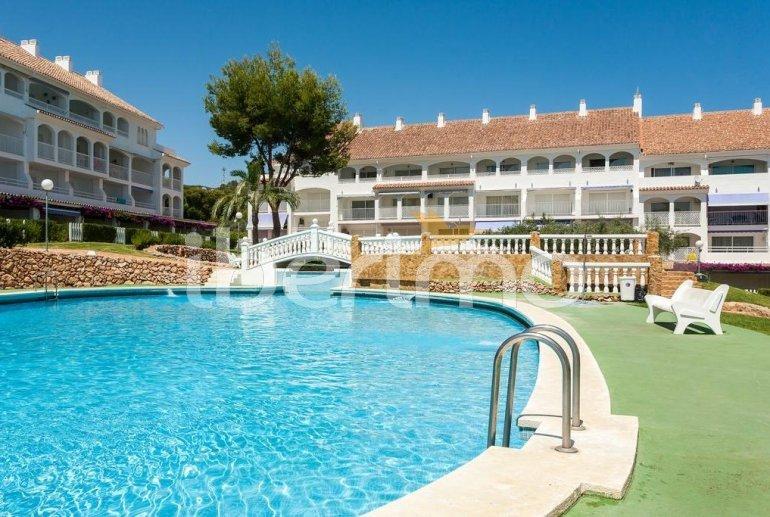 Appartement   à Alcoceber pour 4 personnes avec piscine commune et proche mer p1