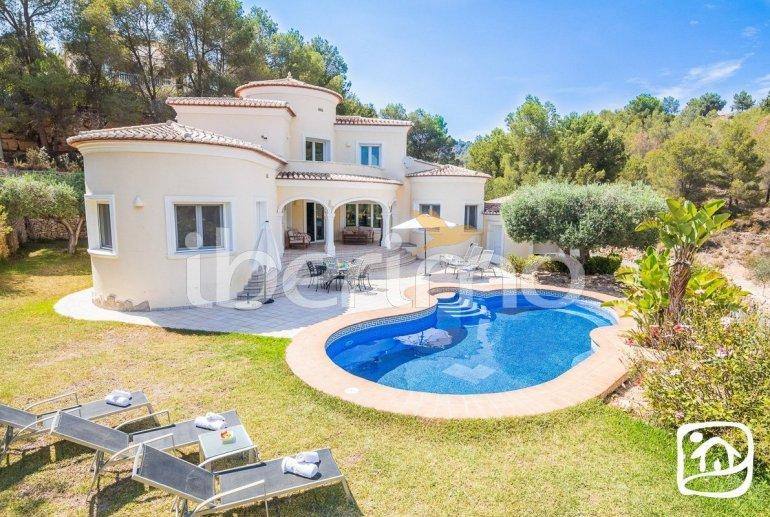 Villa   à Benissa pour 6 personnes avec piscine privée et climatisation p3