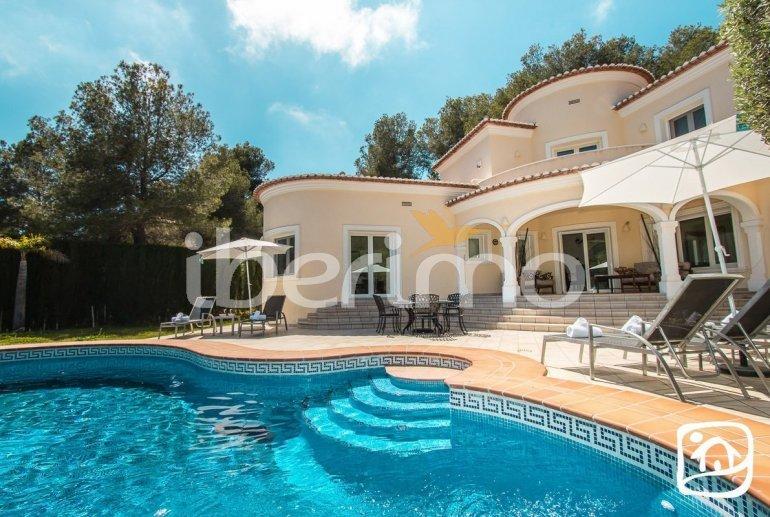 Villa   à Benissa pour 6 personnes avec piscine privée et climatisation p9