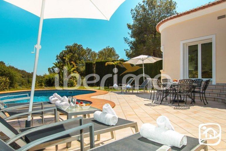 Villa   à Benissa pour 6 personnes avec piscine privée et climatisation p10