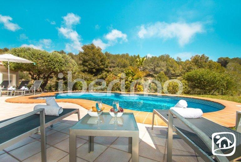 Villa   à Benissa pour 6 personnes avec piscine privée et climatisation p13