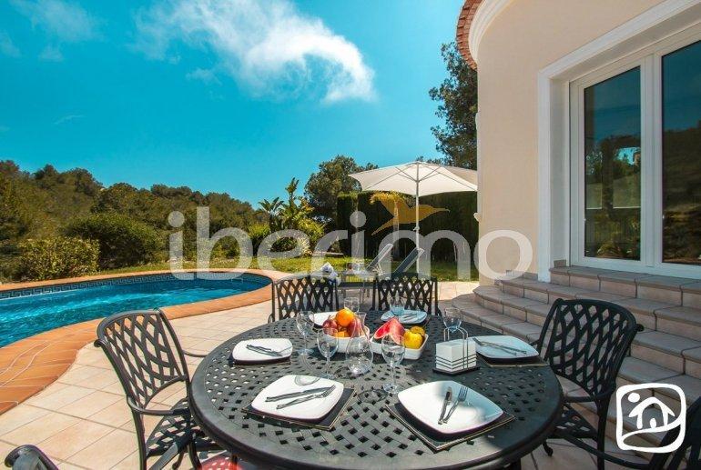 Villa   à Benissa pour 6 personnes avec piscine privée et climatisation p12