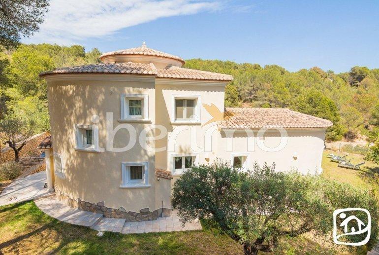 Villa   à Benissa pour 6 personnes avec piscine privée et climatisation p17