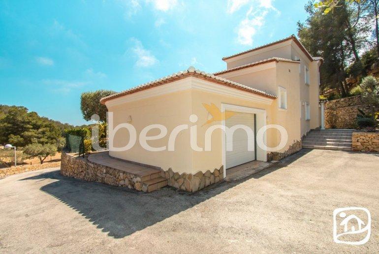 Villa   à Benissa pour 6 personnes avec piscine privée et climatisation p16