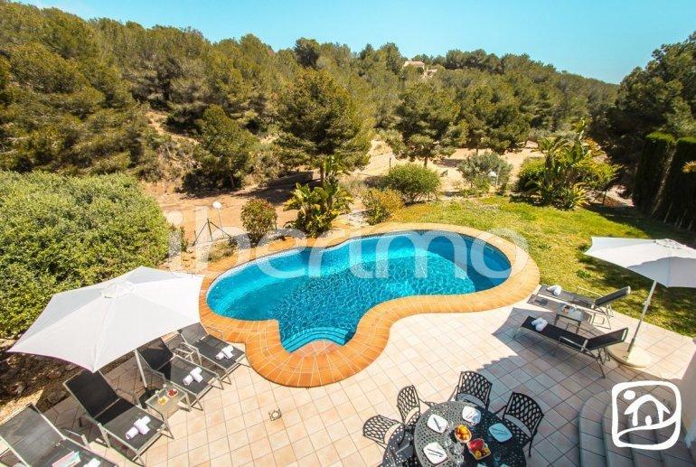 Villa   à Benissa pour 6 personnes avec piscine privée et climatisation p18