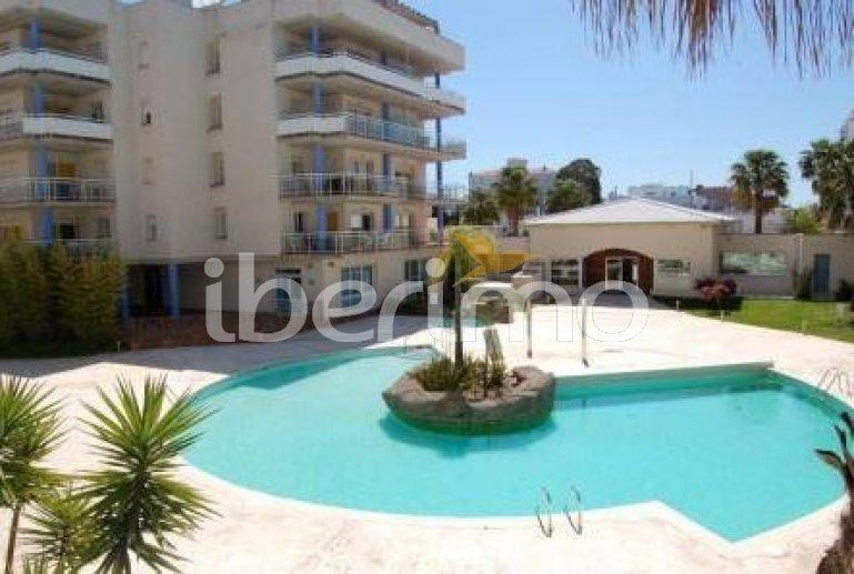 Appartement   à Rosas pour 5 personnes avec piscine commune p1