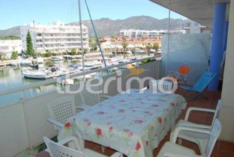 Appartement   à Rosas pour 5 personnes avec piscine commune p3