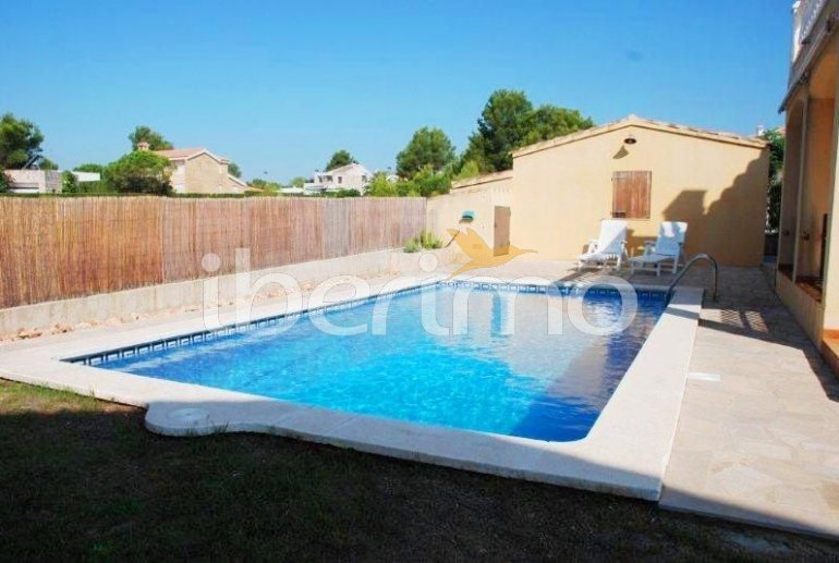 Villa   à Ametlla de Mar pour 5 personnes avec piscine privée p5