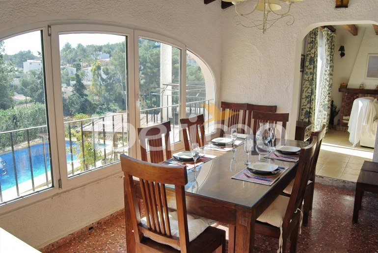 Villa   à Moraira pour 4 personnes avec piscine privée p9