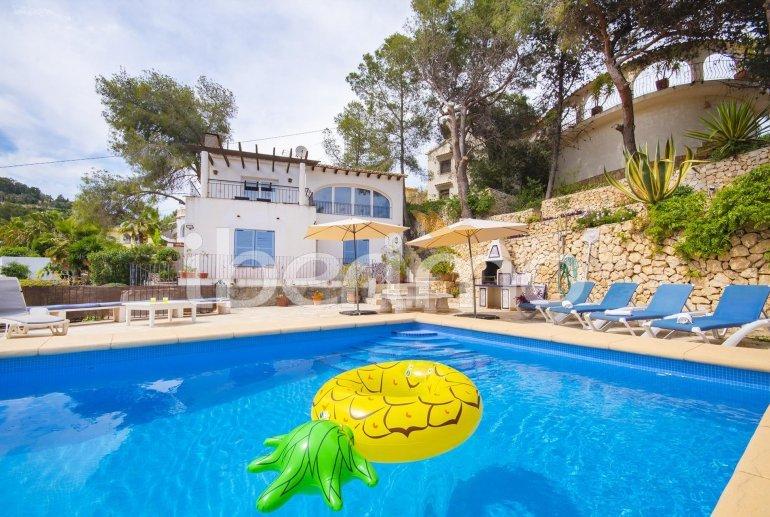 Villa   à Moraira pour 4 personnes avec piscine privée p12