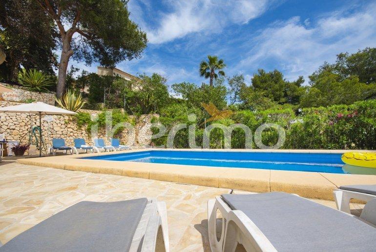 Villa   à Moraira pour 4 personnes avec piscine privée p14