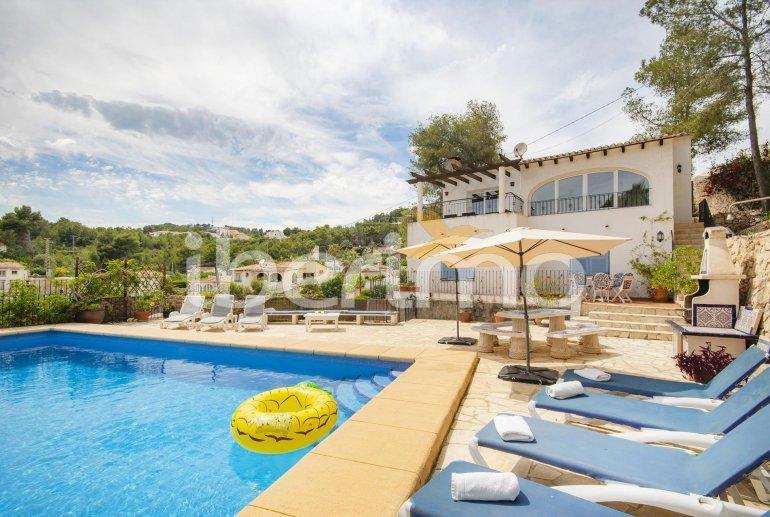 Villa   à Moraira pour 4 personnes avec piscine privée p16