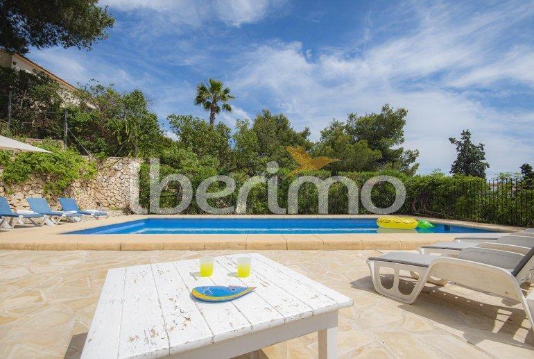 Villa   à Moraira pour 4 personnes avec piscine privée p23