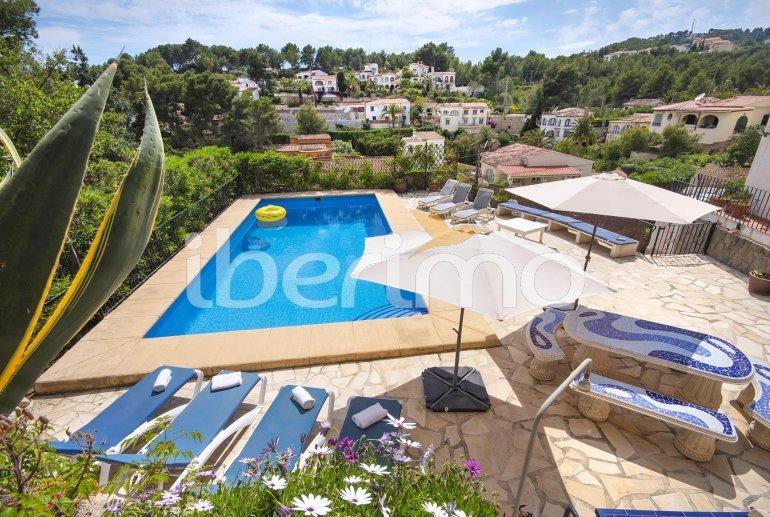 Villa   à Moraira pour 4 personnes avec piscine privée p25
