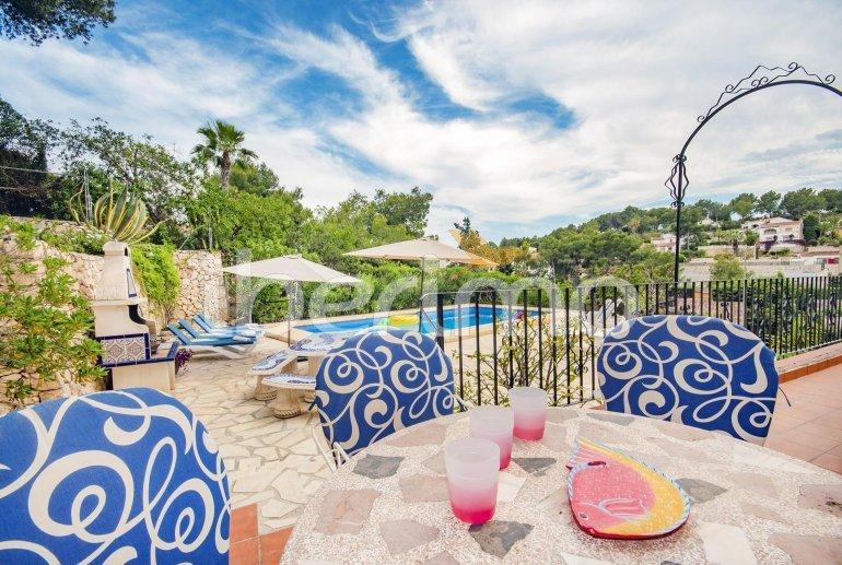 Villa   à Moraira pour 4 personnes avec piscine privée p26