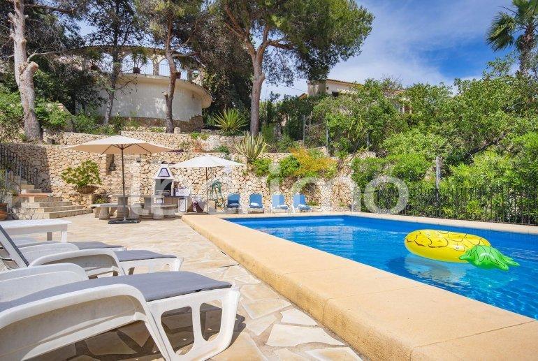 Villa   à Moraira pour 4 personnes avec piscine privée p28