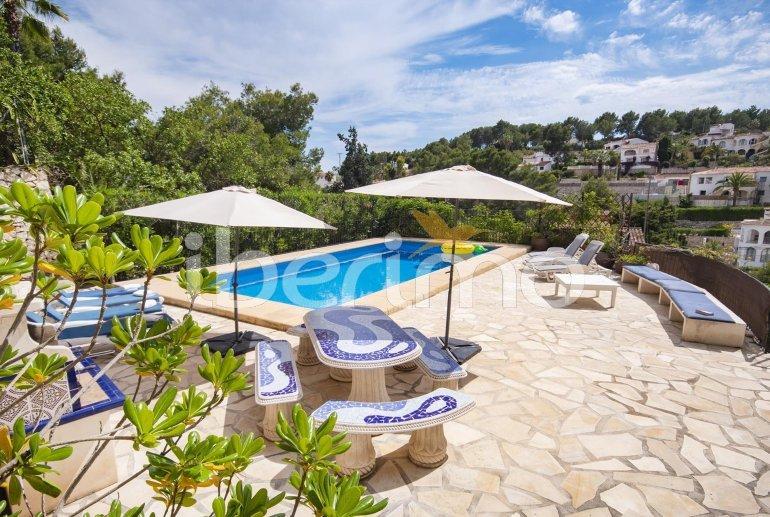 Villa   à Moraira pour 4 personnes avec piscine privée p30