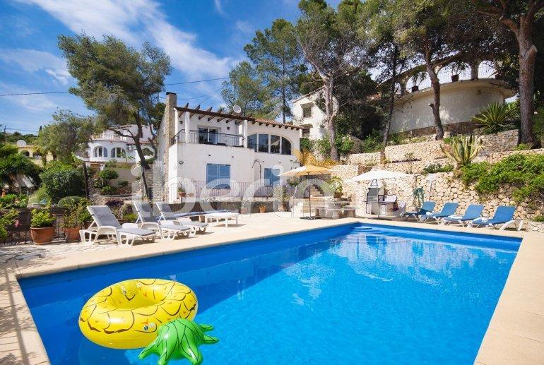 Villa   à Moraira pour 4 personnes avec piscine privée p32