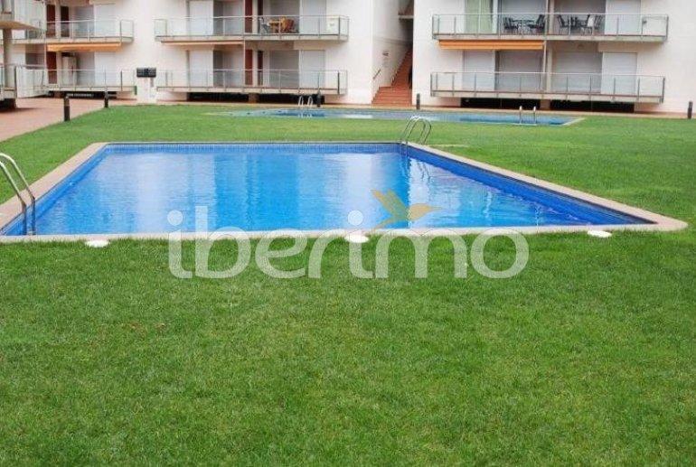 Appartement   à Rosas pour 6 personnes avec piscine commune et climatisation p1