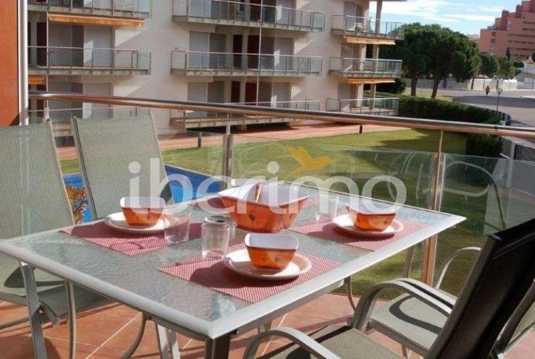 Appartement   à Rosas pour 6 personnes avec piscine commune et climatisation p3