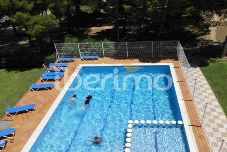 Appartement   à L'Estartit pour 3 personnes avec piscine commune p3