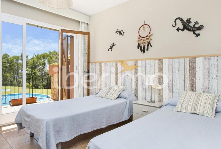 Villa   à Llafranc pour 6 personnes avec piscine commune p19
