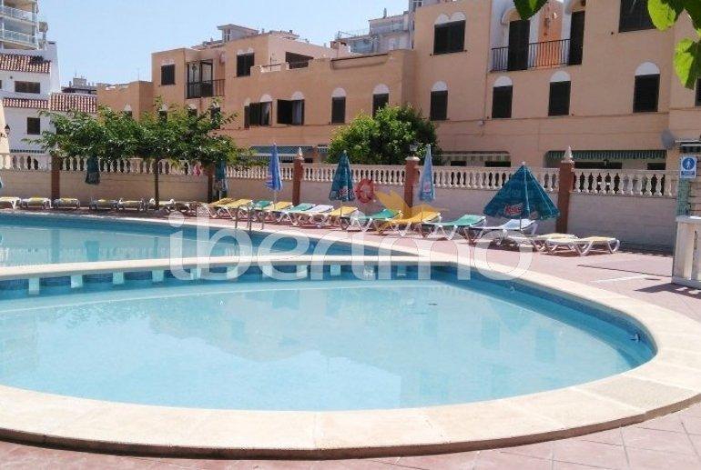 Appartement   à Peniscola pour 4 personnes avec piscine commune et proche mer p1