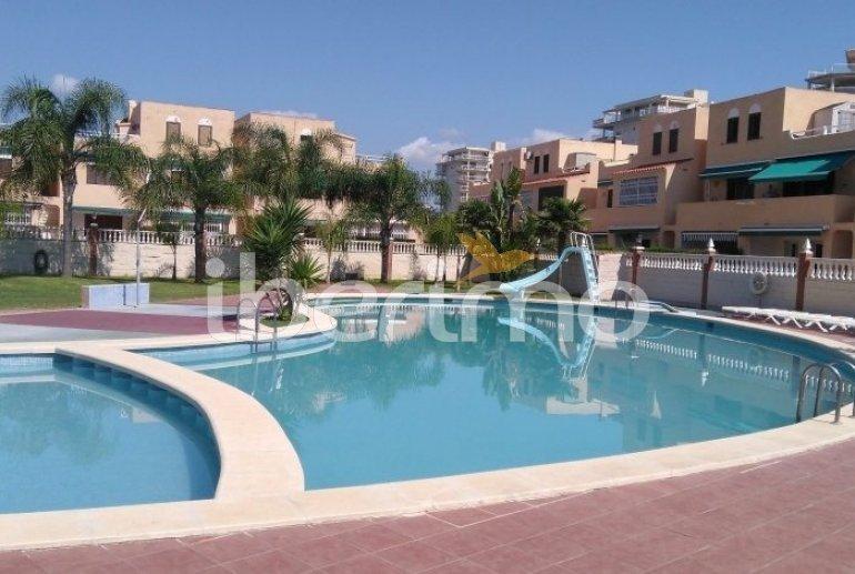 Appartement   à Peniscola pour 4 personnes avec piscine commune et proche mer p2